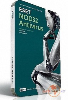 ESET NOD32 Antivirus v3.0.672 Business Edition