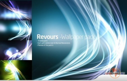 Revoursv Wallpapers Pack