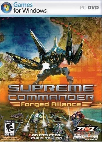 Supreme Commander: Forged Alliance [2007/RUS]