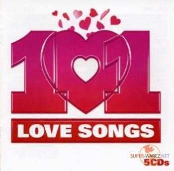 VA 101 Love Songs(2008)
