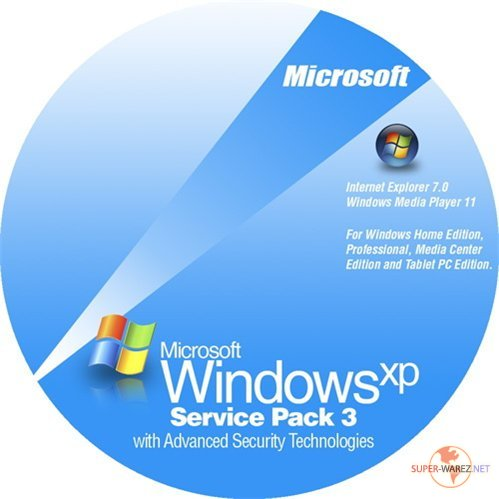 Windows Xp Service Pack 3 - Official Release