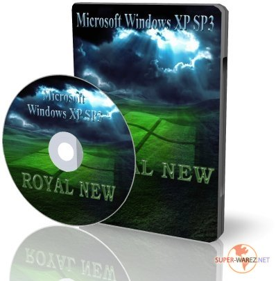 Windows XP SP3 Secmac&putnik GOLD ROYALE CD v.8.8 (9.2008)