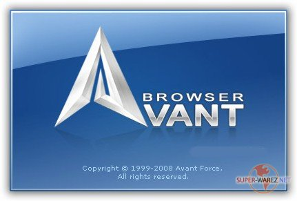 Avant Browser 11.7 Build 9