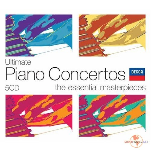 Ultimate piano concertos [2008]