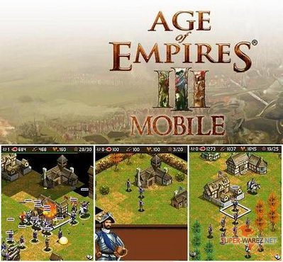 Age Of Empires III (Русская версия) - Mobile Java Games