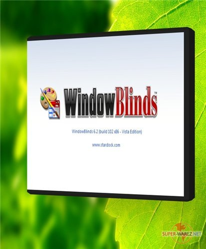 Stardock WindowBlinds v6.20 Build 102 Enhanced