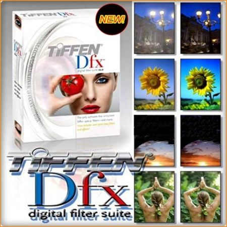 Tiffen Dfx v2.0.2 Standalone for Windows