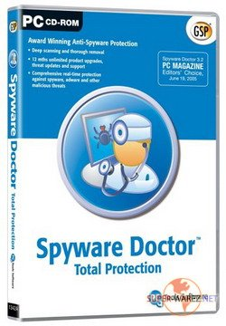 Spyware Doctor 6.0.0.384  Multilingual