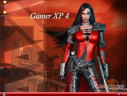 Gamer XP 4.0 with 5 star game Copy