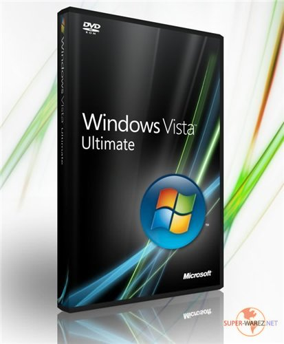 Windows Vista x64 SP1 Англ. (Сентябрь 2008)