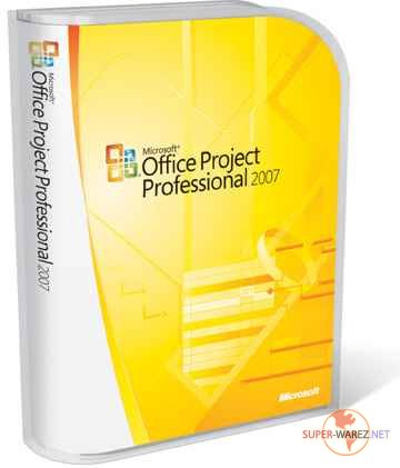Microsoft Office Project Professional 2007 v12.0.4518.1014