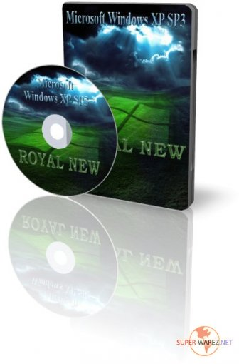 Windows XP SP3 Secmac&putnik Gold Royale CD v.8.8