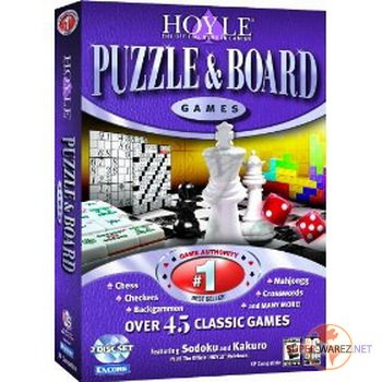 Hoyle Puzzle Board Games 2009 Retail (ISO)
