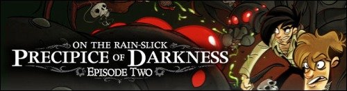 On the Rain-Slick Precipice of Darkness: Episode Two v1.0r1