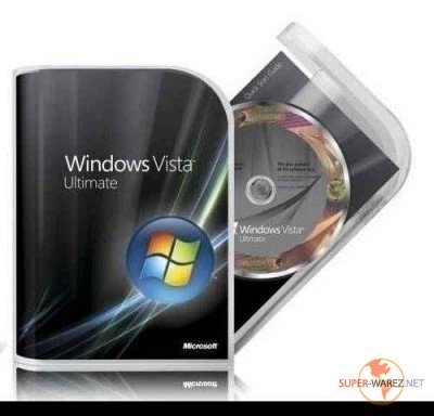 Windows Vista ULTIMATE x64 SP1 RUS (обновления по 01 ноября 2008 года, Extras, Eng LP и Media Center TV Pack 2008)