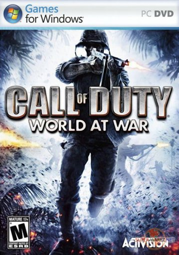 Руссификатор для Call of Duty 5 - World at War