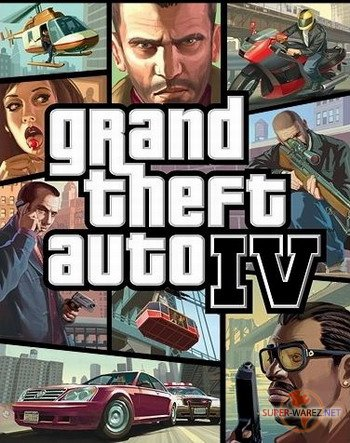 Grand Theft Auto IV / GTA 4 (2008/MULTI8)