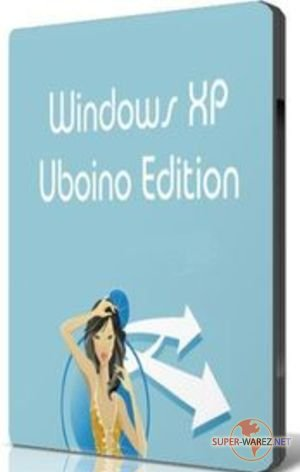 Windows XP SP3 - Uboino Edition (2008)