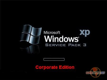 Windows XP Professional SP3 (v5512) Corporate Edition