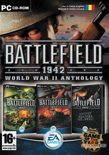 Battlefield 1942: The World War II Anthology (2002) PC