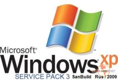 Windows XP SP3 SanBuild [ Rus / 2009 ]