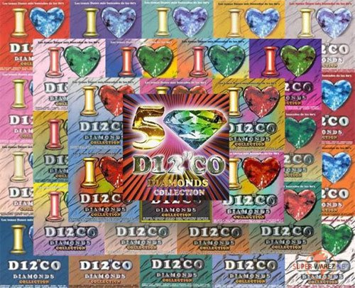 I Love Disco Diamonds Collection vol.01-vol.50 (2001-2008/Full Collection)