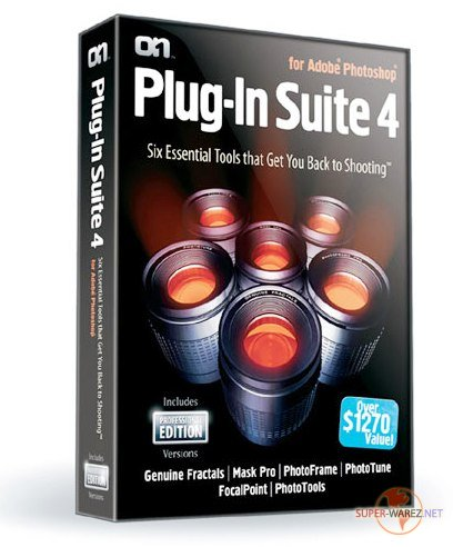 OnOne Plug-In Suite 4
