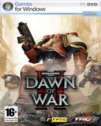 Warhammer 40.000: Dawn of War 2 (2009/ENG/BETA)