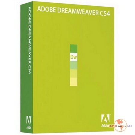 Adobe Dreamweaver CS4 (Multilang) + Content Pack