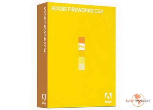 Adobe Fireworks CS4 10.0 (Multilang)
