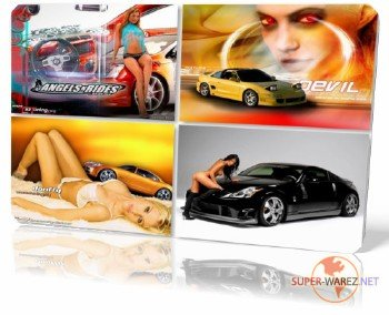 Walllpapers Pack (Cars&Girls)