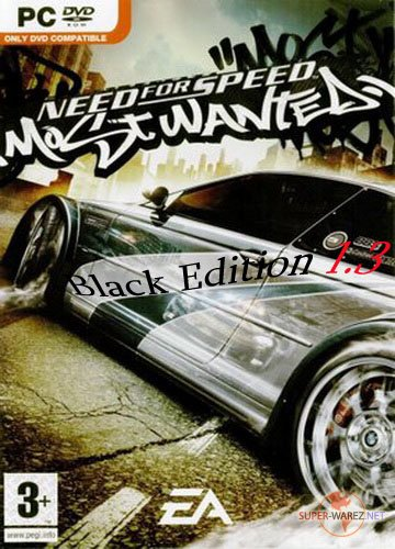 Need For Speed Most Wanted - Black Edition 1.3