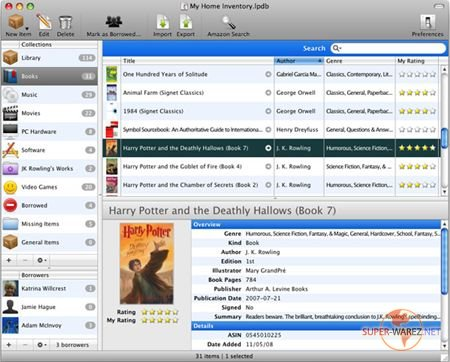 Librarian Pro 1.4