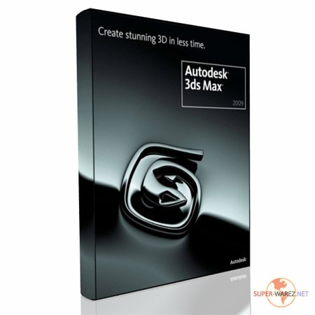 Autodesk 3D Studio Max 2009 Plugins Collections 32&64bit