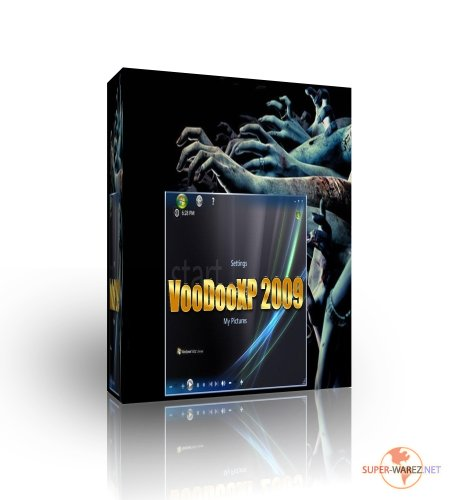 VooDooXP 2009 XP SP3 Pro with Optional MCELite and Custom Desktop