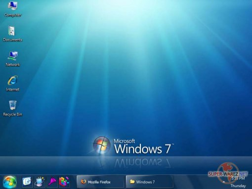 Тема для Windows XP - Windows 7