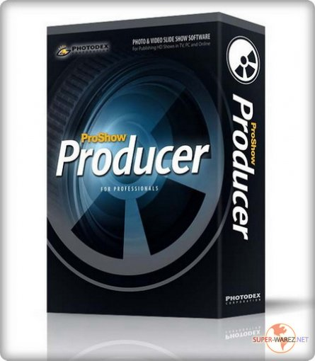 Photodex ProShow Producer v4.0.2477+Русификатор