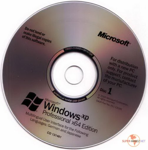 Superior Windows XP 64-bit (x64) 2009 February 16