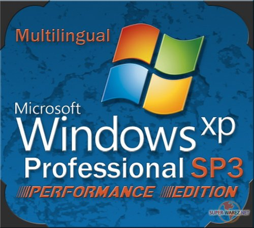 Windows XP Performance Edition SP3 - March 2009