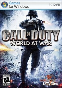 Call Of Duty 5: World At War (2009/RePack/Portable)