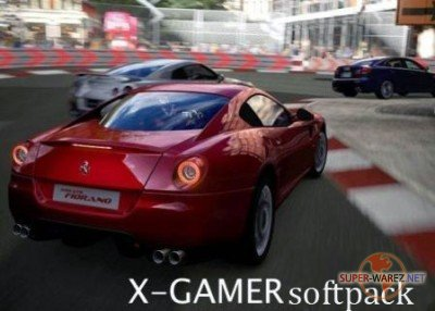 X-Gamer SoftPack 1.0 (2009)