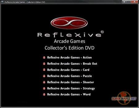 R*fl*xive Arcade Games - Collector's Edition DVD