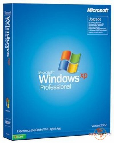 Microsoft Windows XP Professional & Home оригинальные образы