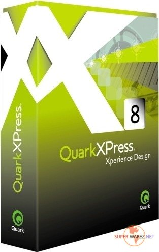 QuarkXPress 8.02