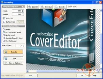 TBS Cover Editor 1.5.3.55 Portable