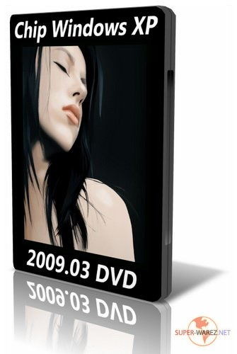 Chip Windows XP 2009.03 DVD