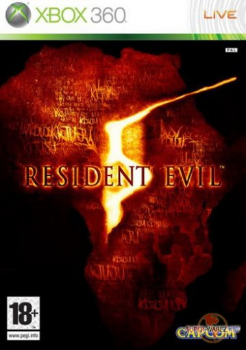 Resident Evil 5 [RUS TEXT] [ XBOX360 ]