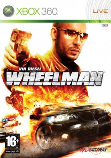 The Wheelman (XBOX360)