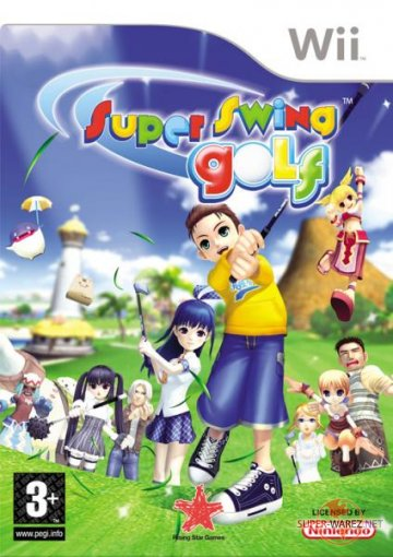 Super Swing Golf [ PAL ] [ Wii ]