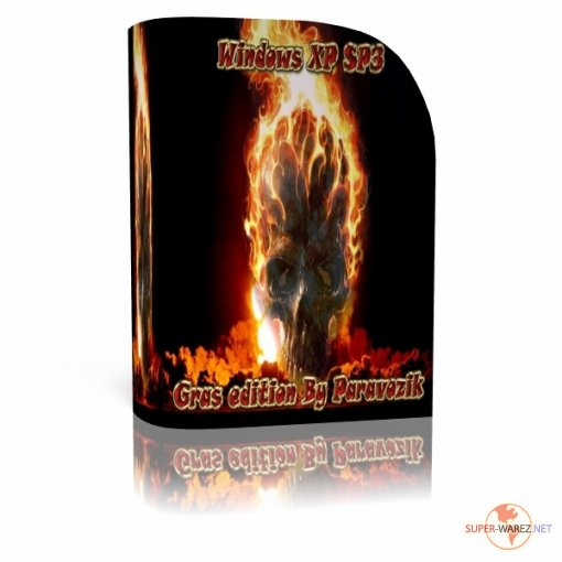 Windows XP Gras Pro SP3 Rus VL x86